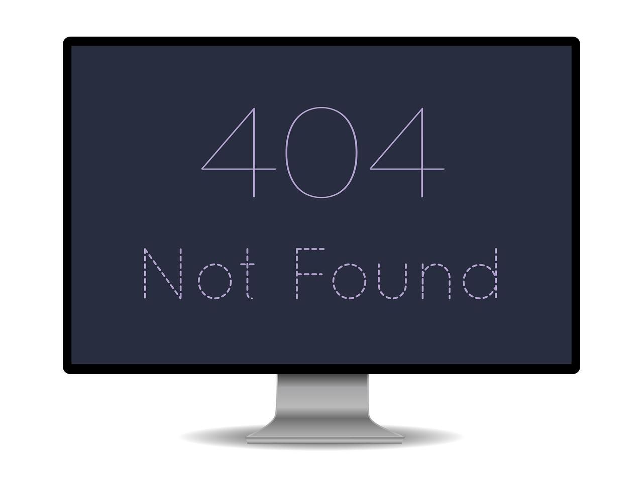 *404 Error*